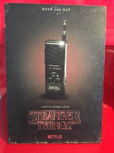 Quadro 30x20cm - Stranger Things