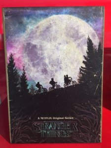 Quadro 30x20cm - Stranger Things