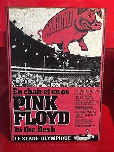 Quadro 30x20cm - Pink Floyd