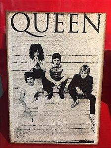 Quadro 30x20cm - Queen