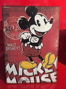 Quadro 30x20cm - Mickey