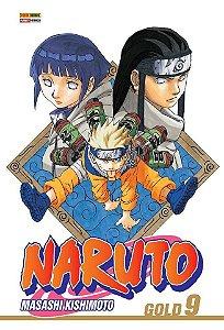 Naruto - Série Gold 9