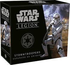 Star Wars Legion - Wave 0 - Stormtroopers - Expansao de Unidade,