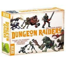 DUNGEON RAIDERS 2 EDICAO