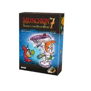 Munchkin 7 - Trapaca com Duas Maos - Expansao, Munchkin