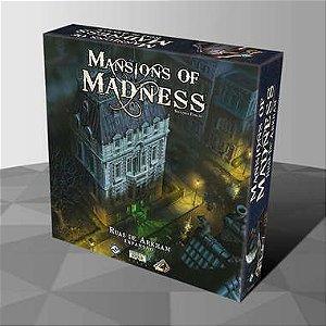 Ruas de Arkham - Expansao, Mansions of Madness