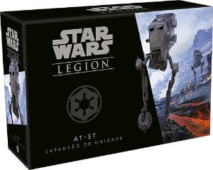 Wave 1 - AT-ST - Expansao de Unidade, Star Wars Legion