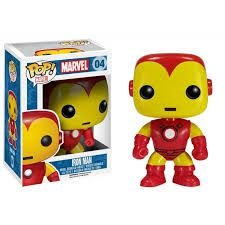 FUNKO - POP VINYL - IRON MAN 04