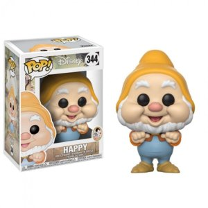 FUNKO - POP SNOW WHITE HAPPY