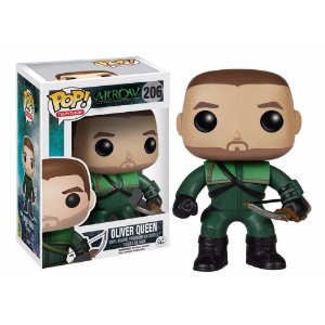 FUNKO -  POP VINYL - OLIVER QUEEN (ARROW) 206