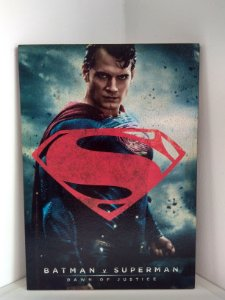 Quadro 30x20cm - SUPERMAN