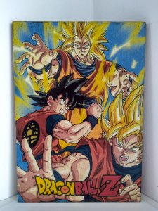 Quadro 30x20cm - DRAGON BALL Z