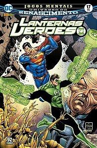 Lanternas Verdes: Renascimento - Edição 17