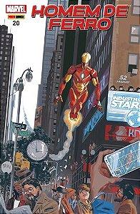 Homem de Ferro - Edição 20