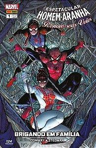 O Espetacular Homem-Aranha: Renove seus votos - Edição 1