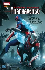 Homem-Aranha: Aranhaverso - Edição 26