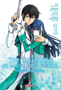 The Irregular at Magic High School - Edição 1