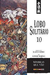 Lobo Solitário - Edição 10