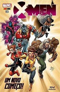 X-Men - Edição 20 Um Novo Começo