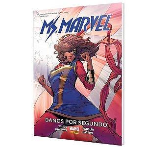 Ms. Marvel Danos por segundo