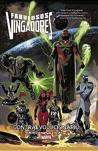 Fabulosos Vingadores: Contraevolucionário Capa Dura