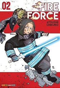 Fire Force - Edição 2