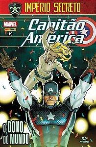 Capitão América - Edição 19 O Dono do Mundo