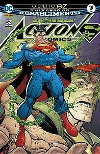 Action Comics: Renascimento - Edição 18 O efeito OZ