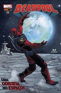 Deadpool - Edição 22 Uma odisseia no espaço