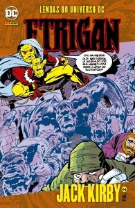 Lendas do Universo DC: Etrigan - Volume 2 Jack Kirby