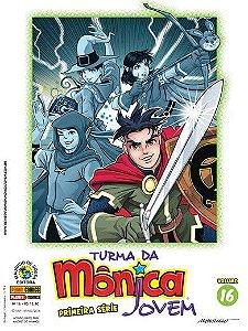 Turma da Mônica Jovem - Volume 16 - Primeira Série Edições 37 e 38