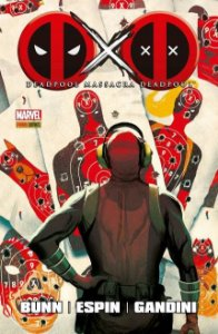 Deadpool Massacra Deadpool