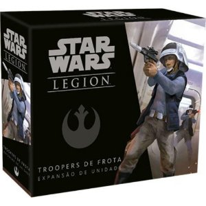 Wave 1 - Troopers de Frota - Expansao de Unidade, Star Wars Legion