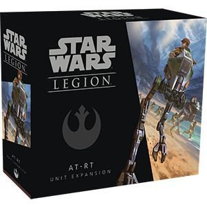 Star Wars Legion - Wave 0 - AT-RT - Expansao de Unidade,