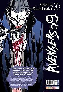 Avengers 09 - Edição 4