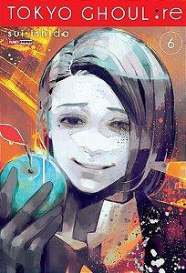 Tokyo Ghoul: re - Edição 6