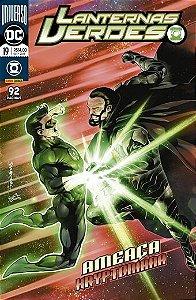 Lanternas Verdes: Universo DC - Edição 19 Ameaça Kryptoniana