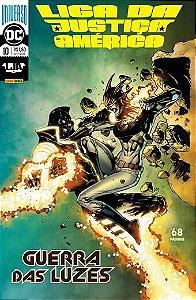 Liga da Justiça da América: Universo DC - Edição 10