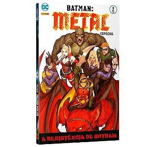 Batman: Metal - Edição 1