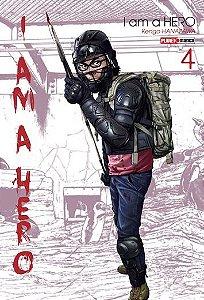 I am a Hero - Edição 4
