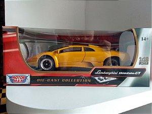 CARRO EM MINIATURA 1-18 - Lamborghini Diablo GT
