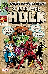 Coleção Histórica Marvel O incrível Hulk 6