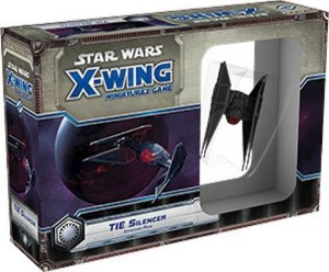 TIE Silencer - Expansao, Star Wars X-Wing