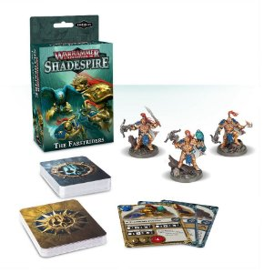 WH UNDERWORLDS: THE FARSTRIDERS expansão Shadespire