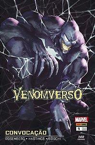 Venomverso - Edição 1 Convocação