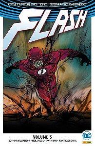 Flash: Renascimento - Volume 5