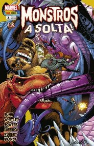 Monstros à Solta - Edição 3