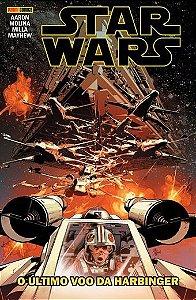 Star Wars O último voo de Harbinger
