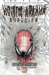 Homem Aranha Superior - Edição 1 Nação Duende