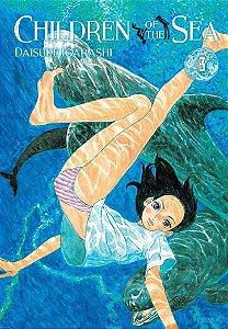 Children of the Sea - Edição 3